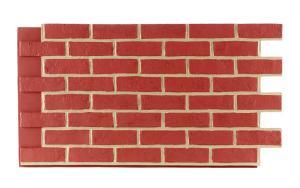 texture plus faux brick panels