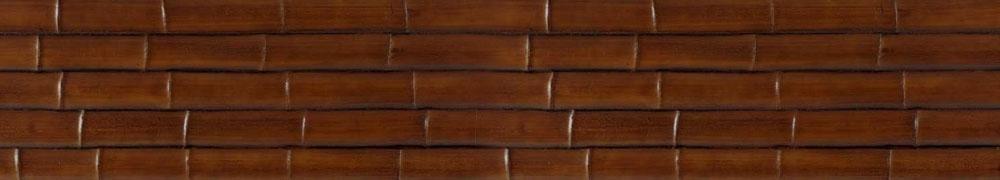 Faux Bamboo Panels