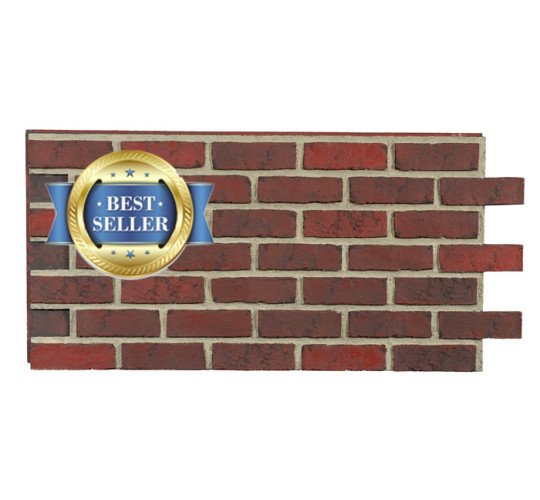 Antique Select Brick Faux Wall Panels