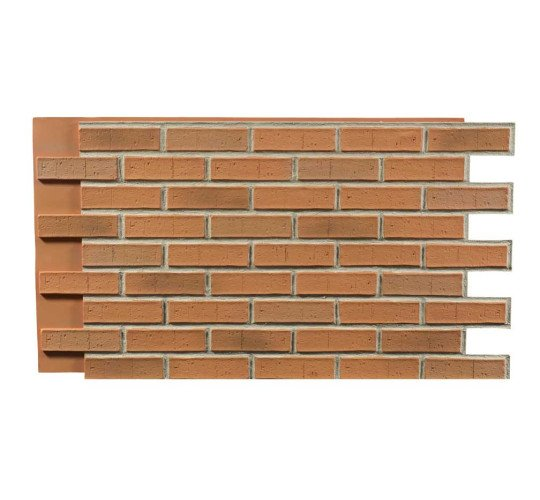 Contemporary Brick Faux Wall Panels