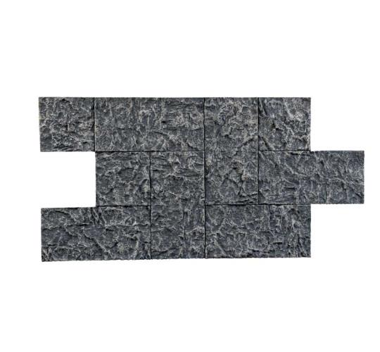 Castle Stone Interlock Faux Wall Panels