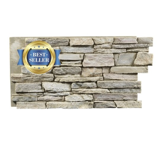 Ledgestone Select Faux Wall Panels