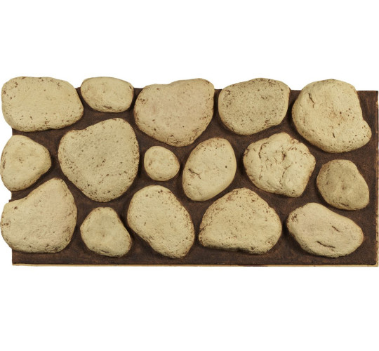 River Rock Giant Select Faux Wall Panels