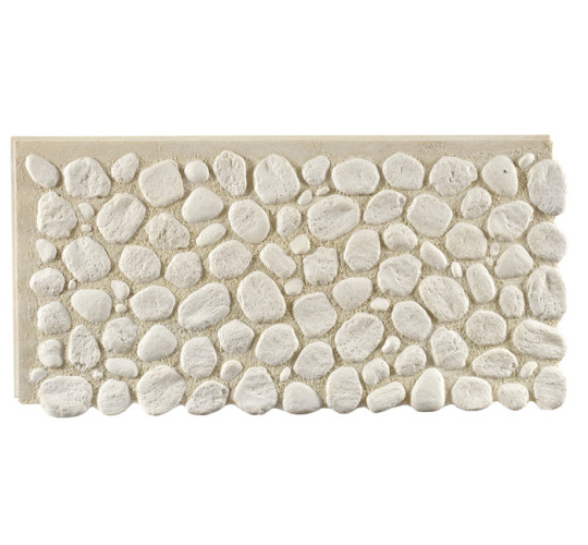 Large Riverstone Faux Wall Panels