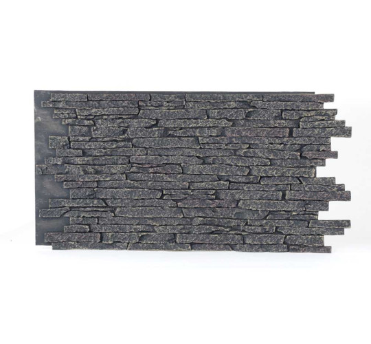 Stacked Stone Faux Wall Panels