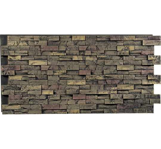 Stacked Stone Contemporary Select Faux Wall Panels