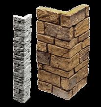 Columns + Corners