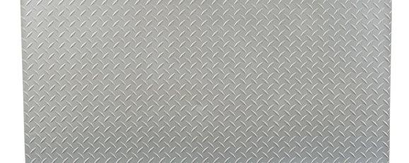 Diamond Plate Silver-1